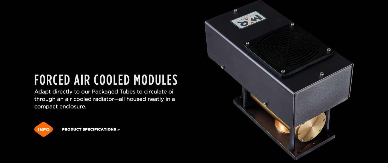 Forced air cooled modulesin Santa Cruz, California