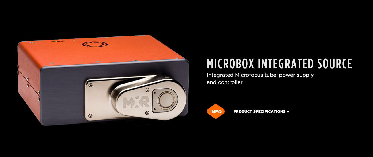 Micro X-Ray Integrated Micro Focus Tube and Power Supply